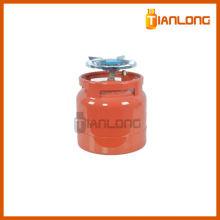 6kg compressed refilled lpg cylinder