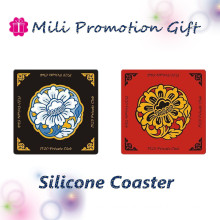 Paper Coaster Glass Cup Silicone Mat Pad Make in China Factory
