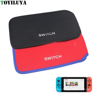 Мягкий защитный Сумка Чехол для Nintendo корпус переключателя консоли ХL НС крышки