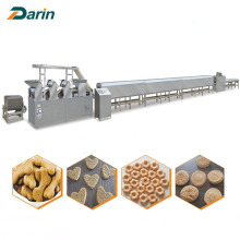 Biscuit de forme osseuse Plante Pet Food Machine