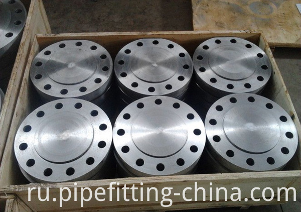 blind flange weight