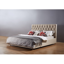 Diseño simple, cama de la tela, Ciff cama, China cama (A01)