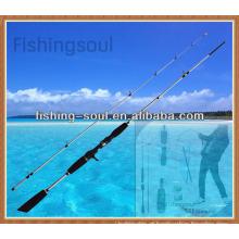 CTR013 2pcs, 8 + 1 Guias, Vara De Pesca De Fundição