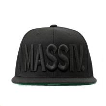 Custom bordado Snapback chapéus atacado