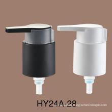 Hot Sell Plastic Cream Pump 24mm Metal Lotion Pump Treatment Cream Pump
