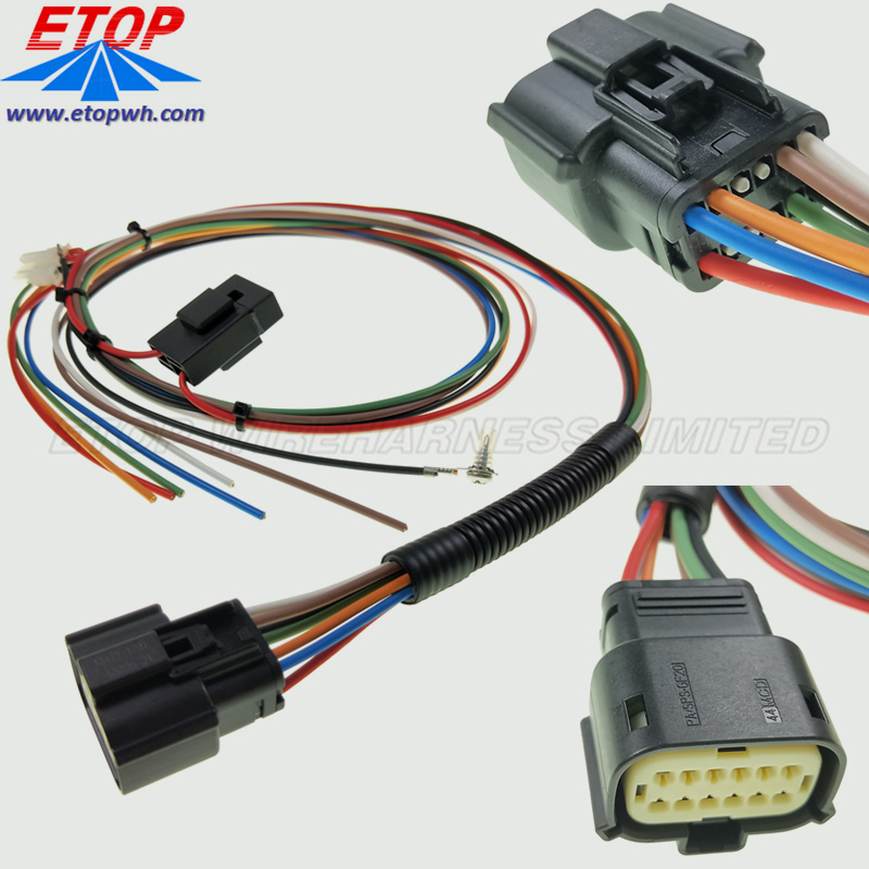 vehicle wiring harnesses