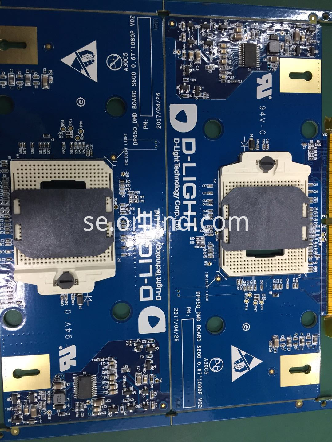 Component Mounting &Soldering for pcb