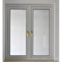 Ventana de ventana de aluminio aleación estándar diferente