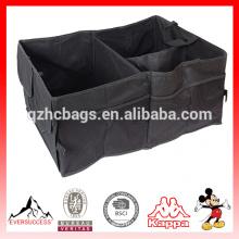 Car Trunk Organizer Pliable Sac Stockage Noir Pliant dans le coffre de la voiture