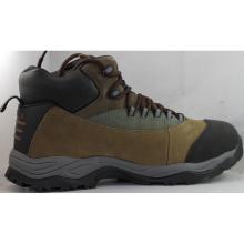Полностью зернистая кожа EVA + RB цементные ботинки безопасности