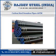 Tubos inconsútiles ASTM A106 Gr A del acero al carbono de la venta al por mayor para la venta