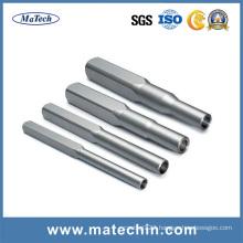 OEM Custom CNC Machining Worm Gear Shaft Forging