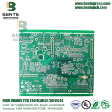 8Layers Board TG170 PCB multicapa de alta precisión BGA