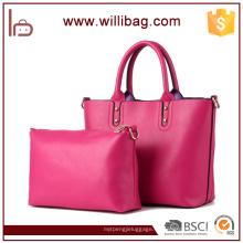 Último bolso de cuero Grace Fashion Handbag Women Set
