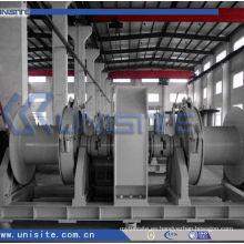 Cabrestante hidráulico hidráulico de amarre (USC-11-022)