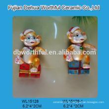 Arte decorativa do polyresin, estatueta do macaco do polyresin para a venda