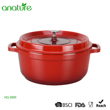 Die Casting Body Non Stick Induction Sauce Pot