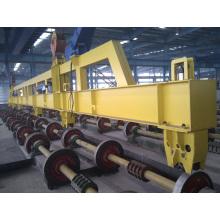 Machine centrifuge de poteau électrique de béton préfabriqué