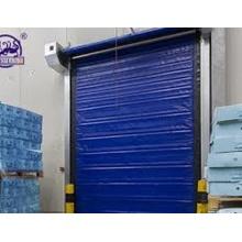 Industrial Automatic PVC Freezing Zipper Cold Room Door