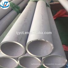 tubo de aço inoxidável tp321