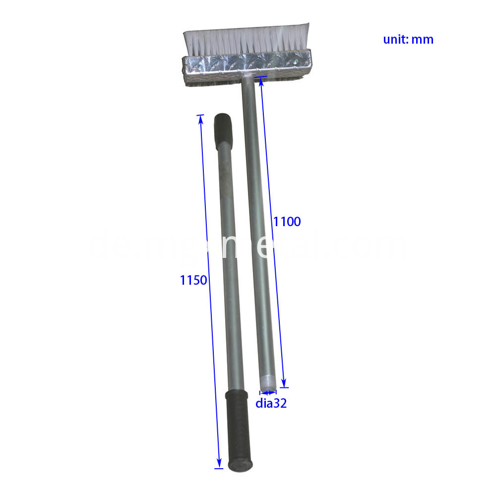 SLH0007 Aluminum Cleaning Sweeper Handle Size