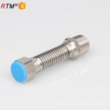 J17 4 13 31 manguera de acero inoxidable de acero inoxidable manguera de fuelle de acero inoxidable tubo flexible de acero inoxidable