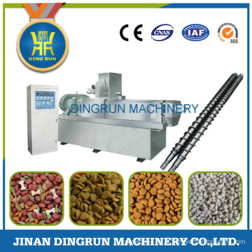 machine de fabrication de nourriture pour chien de grande capacité