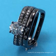 2015 La más nueva manera y buena calidad 925 anillo de la joyería de la plata esterlina (R10494)
