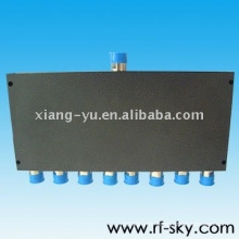 670-2700MHz N /SMA Connector Type 2 way rf power splitters divider