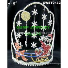 Weihnachten Rentier Tiara und Krone