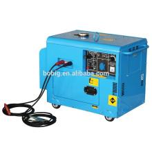 190A Generador de soldador diesel refrigerado por aire con tecnología italiana