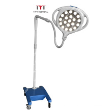 Mobile stand surgical lamp portable examination light mobile portable exam lamp