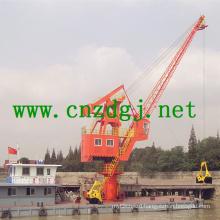 Double Lifting Speed Floating Crane Hoist