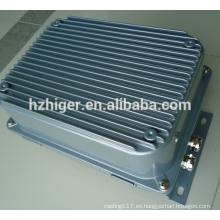 El CNC parte aluminio a presión la caja eléctrica de la fundición a prueba de choques