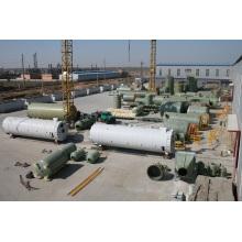 Gfrp Ultrapure Water Storage Tank