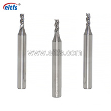 Hot Sale Carbide 3 Spiral Flute End Mill Router Bits for Aluminum Alloy