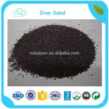 arena de hierro para las ventas