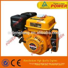 super power portable small electric strat 5.5hp gasoline petrol engine 168f