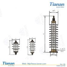 HY5W Serie AC Verbundmantel Metalloxid Überspannungsableiter ohne Lücken