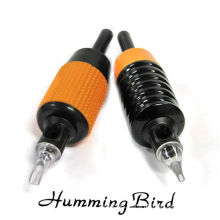 humming bird grip Disposable Silicon Flat Grip With Plastic Tube
