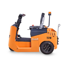towing tractor battery electric 2ton