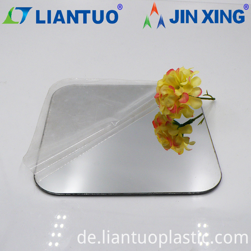 PS Plastic Mirror Sheet