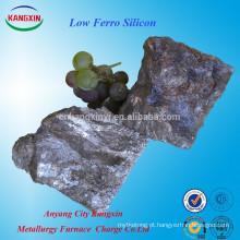 Ferrossilício de qualidade / baixo teor de ferro siliconado / siliconeisen Produto amplamente utilizado para a indústria siderúrgica