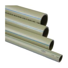 Supply green plastic cold water ppr plastic pipe tube