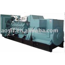 Generador diesel de 625kva / 500kw HND con ISO y certificado del CE