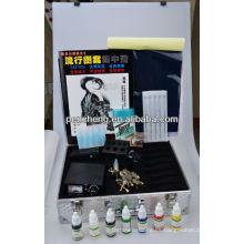 Barato y bueno hierro Rotary cuerpo Tattoo Machine kit