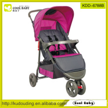 Anhui bebê fresco produtos crianças fabricante NOVO carrinho de bebê grande roda para o bebê rodas dianteiras com suspensão