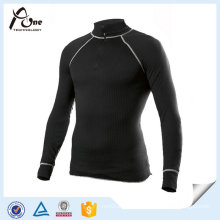 Men Top Quality Ski Thermal Sports Underwear Shirts