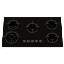 5 Газовая плита с закаленной горелкой