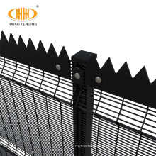 High security prison mesh fence manufacturer safety 358 anti climb wire mesh fence price